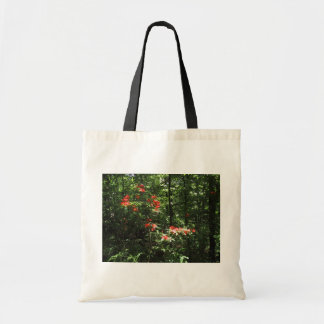Flowers In A Forrest Bags