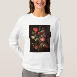 Flowers in a Glass Vase, 1667 T-Shirt