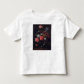 Flowers in a Glass Vase Toddler T-Shirt