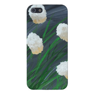 Flowers in a Storm Case For iPhone 5/5S