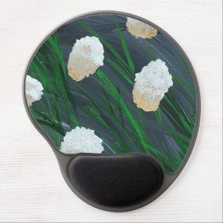 Flowers in a Storm Gel Mouse Mat