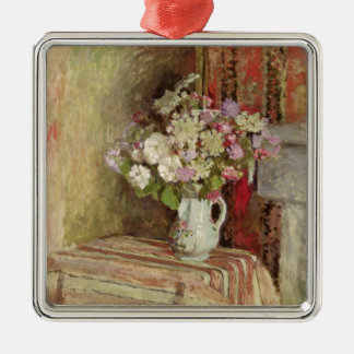 Flowers in a Vase, 1905 Christmas Ornament