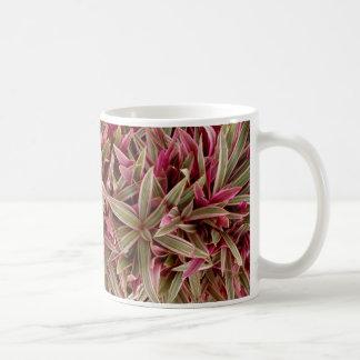 Flowers in bloom 2 basic white mug