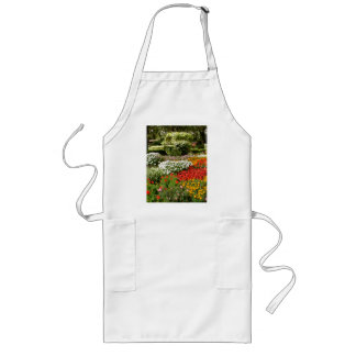 Flowers in Bloom Long Apron