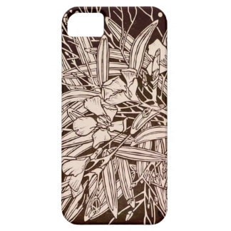Flowers in France phone cover