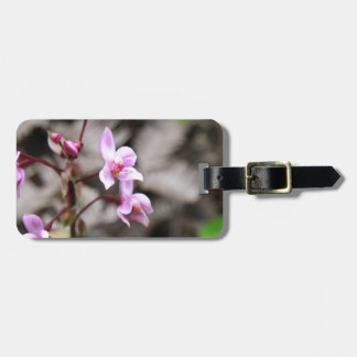 Flowers In Hawaii Luggage Tag