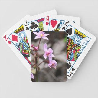 Flowers In Hawaii Poker Cards
