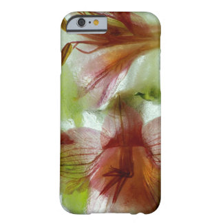Flowers in ice barely there iPhone 6 case