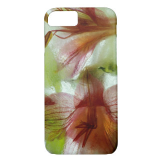 Flowers in ice iPhone 8/7 case