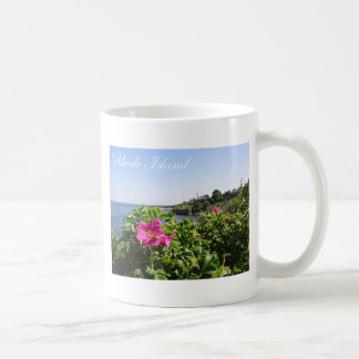 Flowers in Rhode Island Coffee Mug