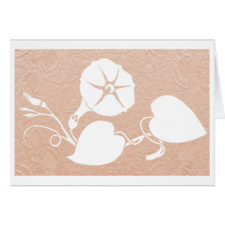 Flowers in Rows Cards