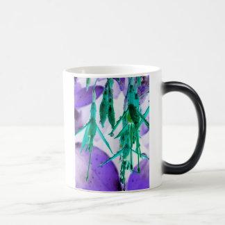 Flowers In The Rain Morphing Mug