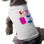 Flowers in the Room Dog Shirt