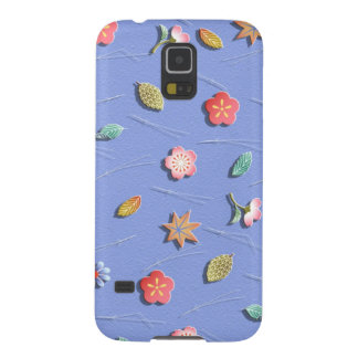 Flowers in the wind galaxy s5 case