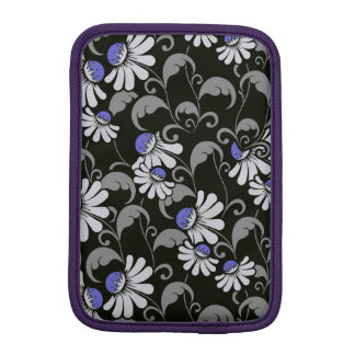 flowers iPad Mini rickshaw sleeve