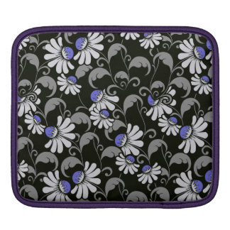 flowers iPad rickshaw sleeve