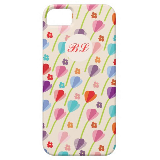 Flowers / iPhone 5/5S Case