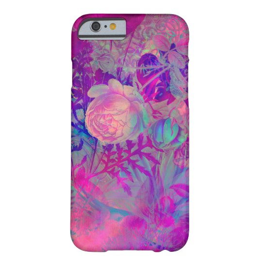flowers iphone barely there iPhone 6 case