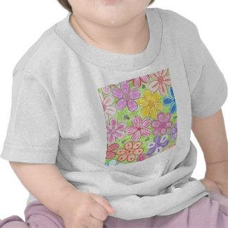 Flowers jpg t-shirt