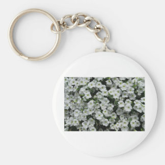 flowers key chains