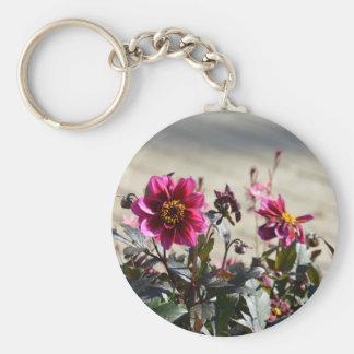 Flowers Key Ring
