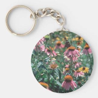 Flowers Keychains
