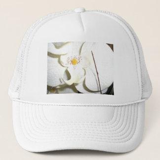Flowers, landscapes trucker hat