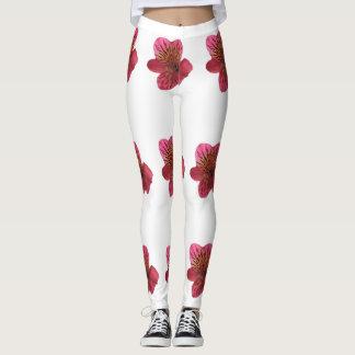 Flowers!!! Leggings