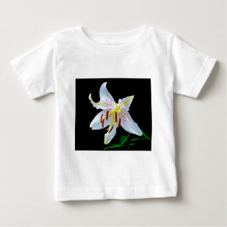 Flowers Lilies Blossoms Wedding Shower Love Peace Tees