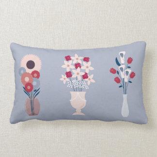 Flowers Lumbar Cushion