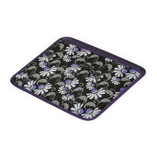 flowers Macbook Air Horizontal rickshaw sleeve