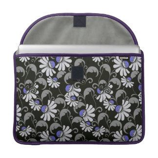 flowers Macbook Pro sleeve