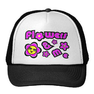 Flowers & Me Trucker Hat