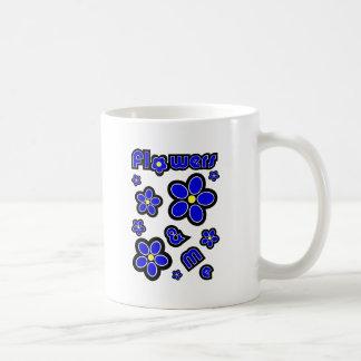 Flowers & Me Coffee Mug