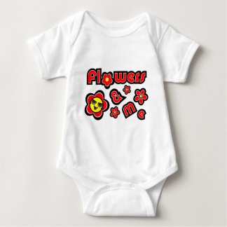Flowers & Me T-shirt