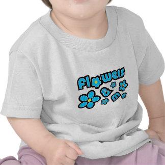 Flowers & Me Tshirt