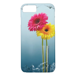 Flowers mobile phone case for iphone & Samsung.