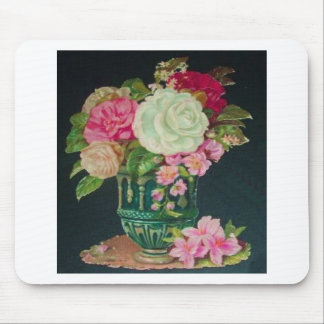Flowers Mouse Mat