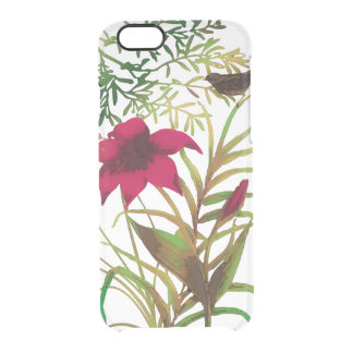 Flowers n' Things Clear iPhone 6/6S Case