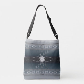 Flowers n Vines Crossbody Bag