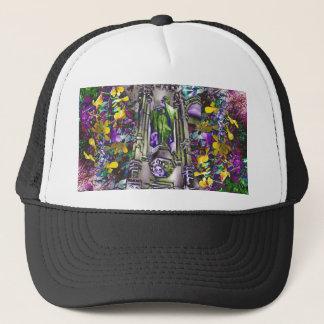 Flowers of Evil Trucker Hat