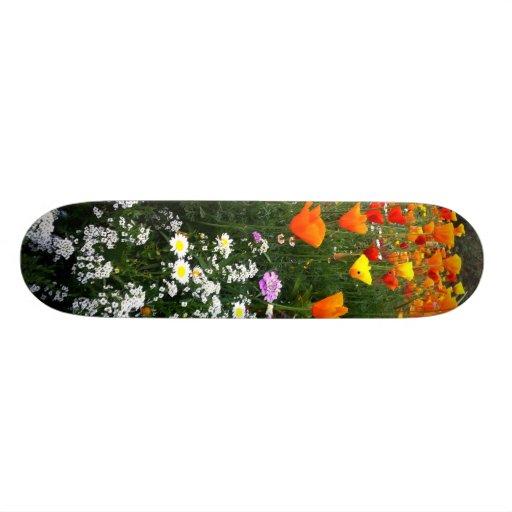 Flowers of Flowers Skateboard Deck