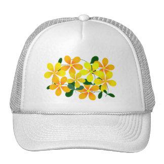 Flowers of Orange & Yellow Hat