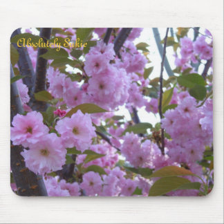Flowers of Spring Mouse Mat