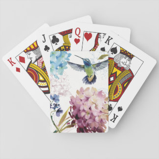 Flowers of Spring Playing Cards