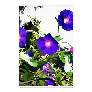 Flowers of the Field Personalised Stationery