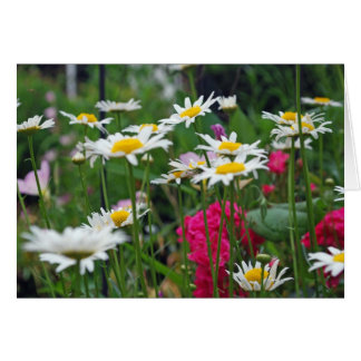 Flowers of the world note card
