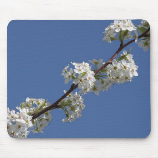 Flowers on a vine mouse pads