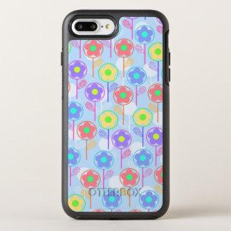 Flowers OtterBox Symmetry iPhone 8 Plus/7 Plus Case