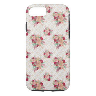 Flowers Pattern iPhone 8/7 Case